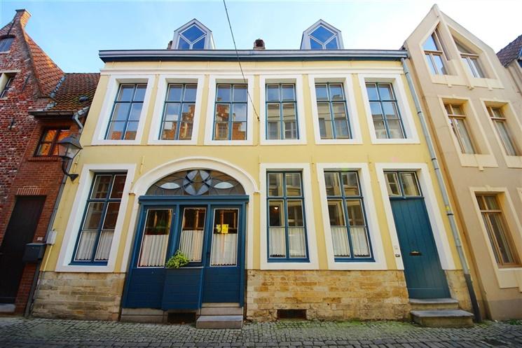Charmant woonhuis in het Patershol (Biedsysteem)