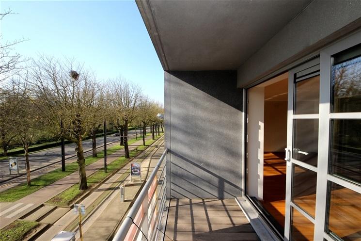 Zonnig appartement met zicht op Zuidpark!