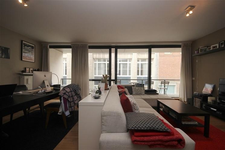 Modern appartement op boogscheut van Gent-Zuid!