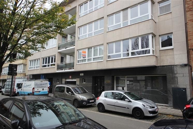 Appartement met garagebox nabij station Gent-Sint-Pieters