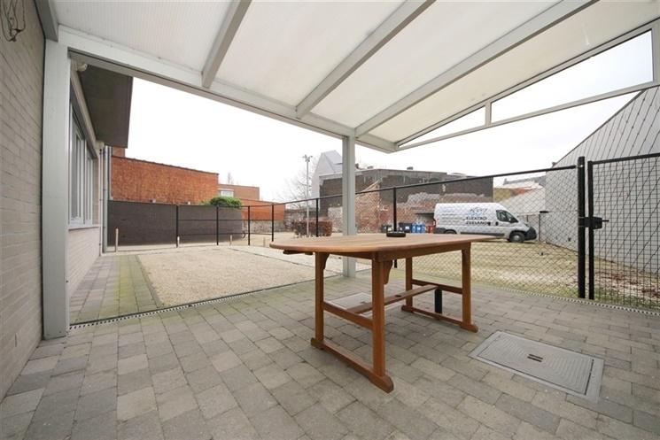 Appartement met dubbele garage nabij Dok Noord