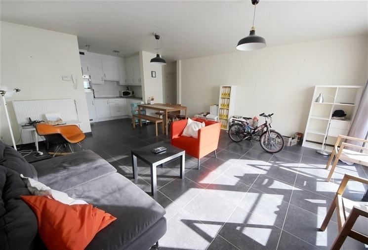 Modern 2-slaapkamer appartement in Drongen