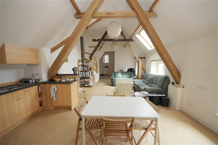 Charmant duplex-appartement nabij Sint-Jacobs!