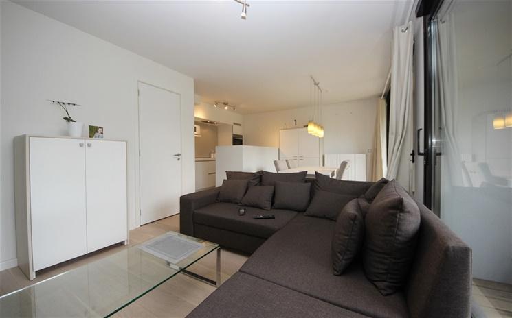 modern 1 slaapkamer appartement op unieke site