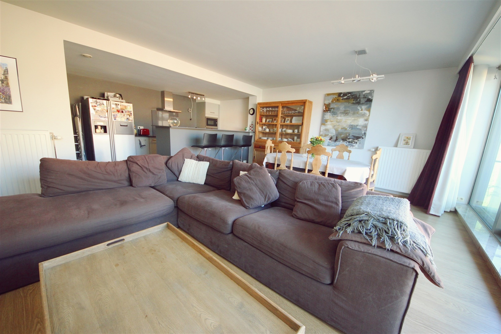 Luxueus appartement nabij sint annapark woningen en for Appartement te koop oost vlaanderen