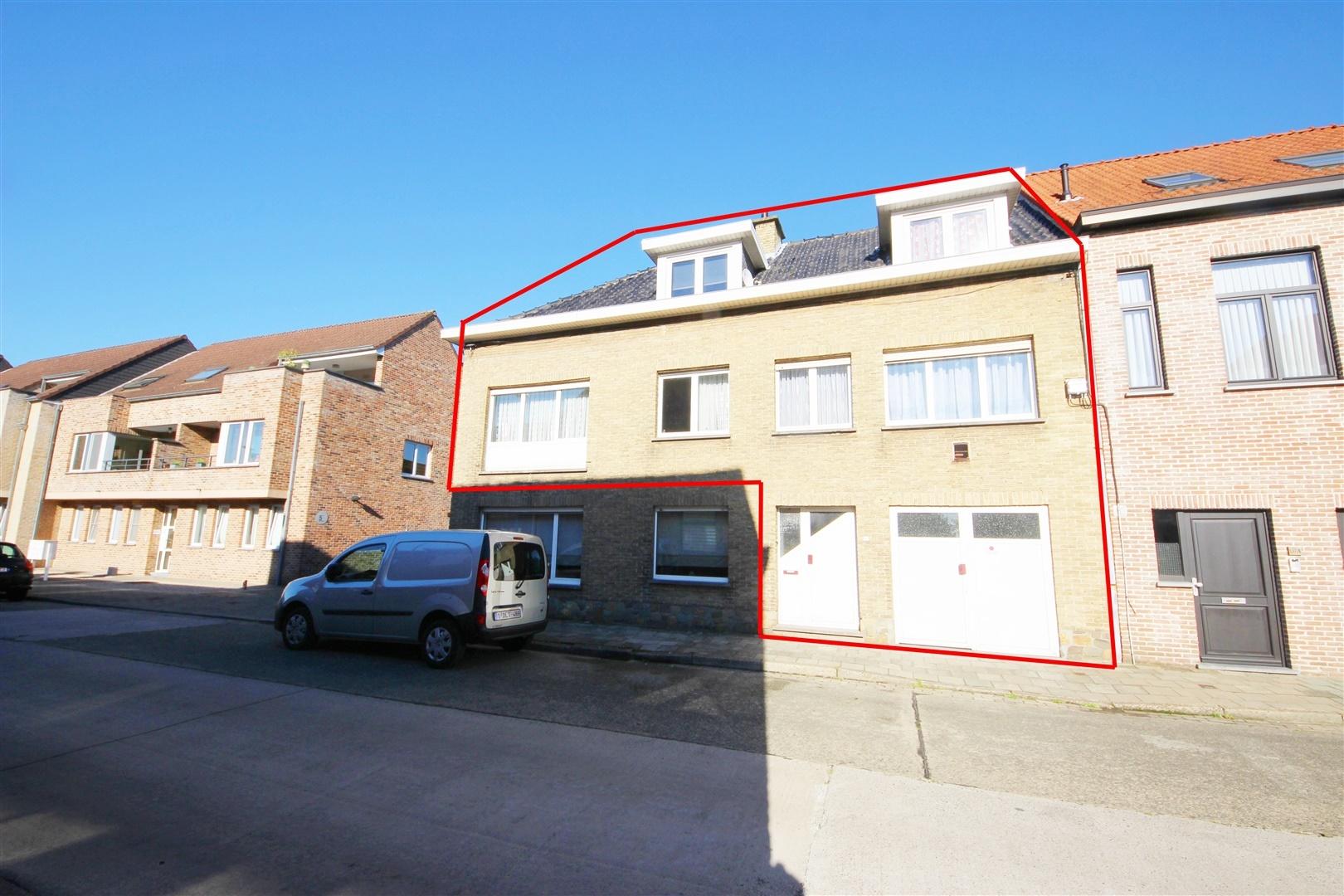 Triplex appartement met garage woningen en appartementen for Appartement garage