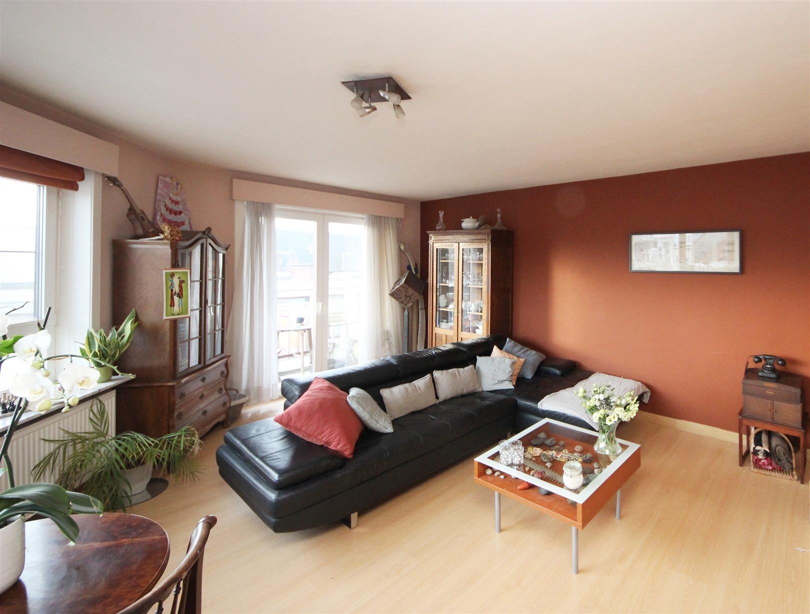 Lichtrijk appartement in centrum gent woningen en for Appartement gent