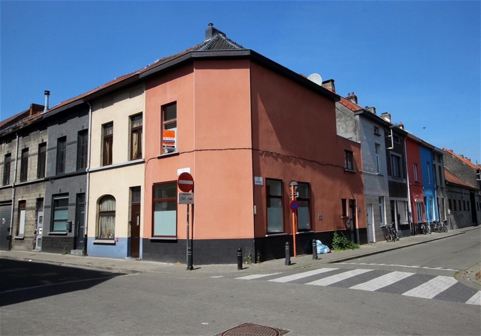 Aangename hoekwoning in bruisende buurt te Gent