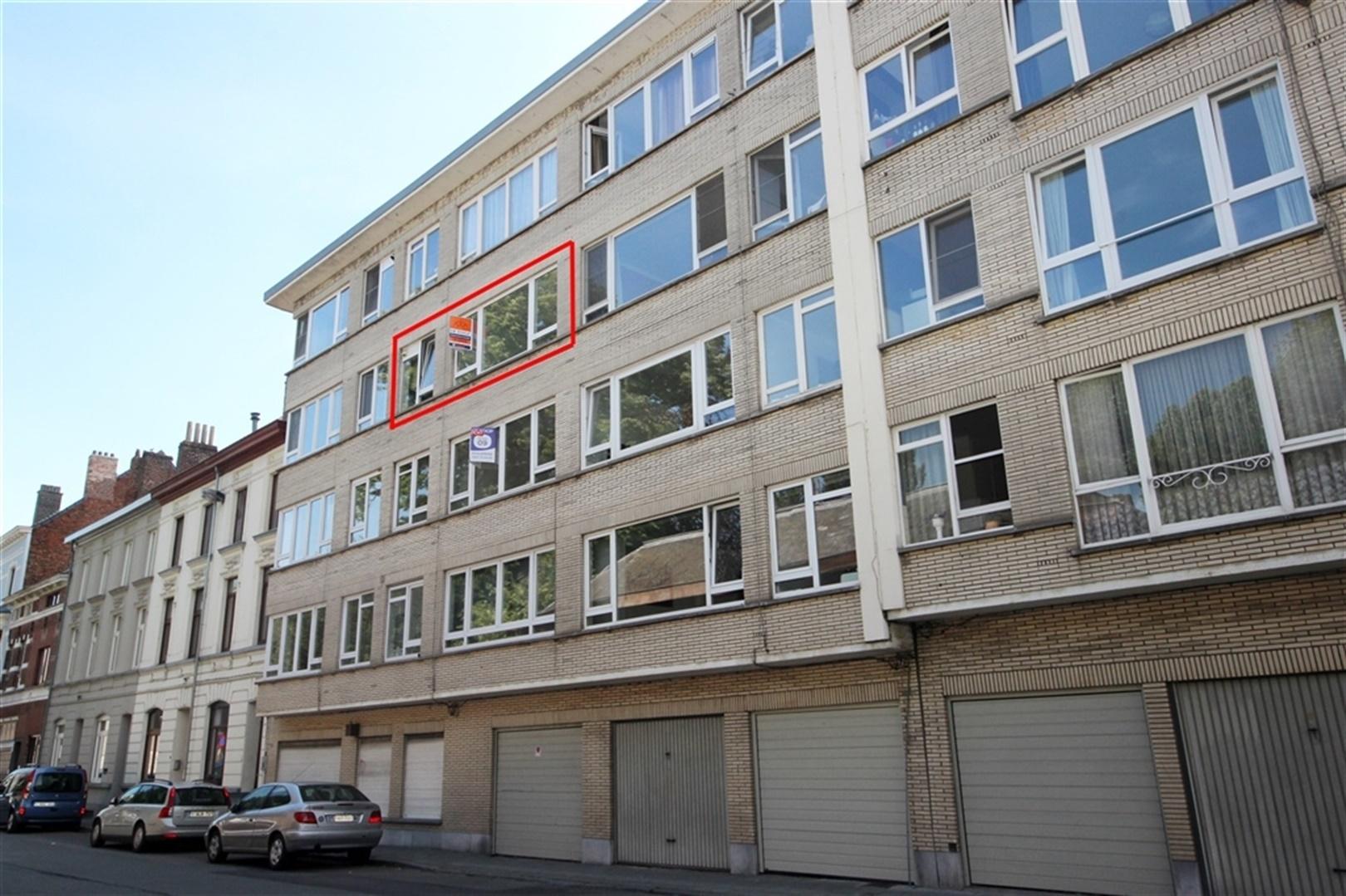 Zonnig 2-slaapkamer appartement nabij Visserij