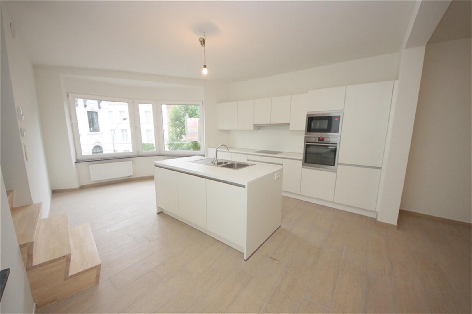 Modern duplex appartement in hartje Gent!