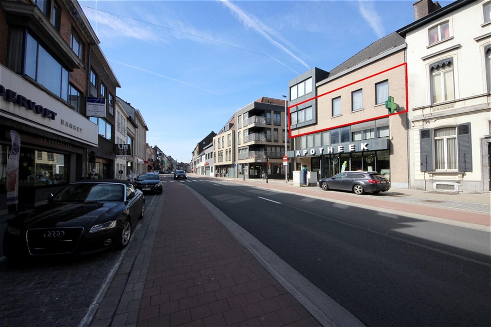 Zonnig appartement nabij station Gent-Dampoort