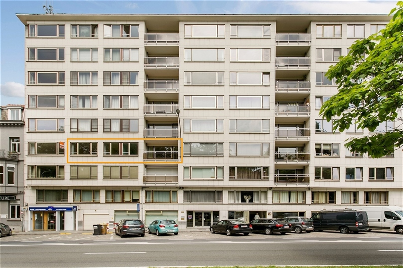 Bekijk VR Tour van Lichtrijk appartement met 2 slaapkamers aan het Citadelpark!
